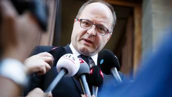 Heute Genfer Generalstaatsanwalt, morgen gerne Bundesanwalt: Olivier Jornot strebt nach Macht.