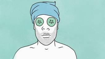 Männer sind heute sehr offen für alles, was ihre Kosmetik betrifft – das beginnt bei der Creme und muss dort längst noch nicht enden.