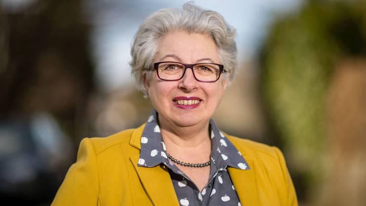 Sylvia Locher kämpft seit 20 Jahren für die Anliegen von Alleinstehenden.