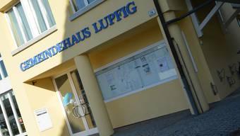 Die Gemeinde Lupfig befindet sich in finanzieller Schräglage.