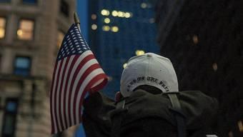 Einsam waren dieses Jahr viele Nationalfeiern – auch im «Land der Freien».