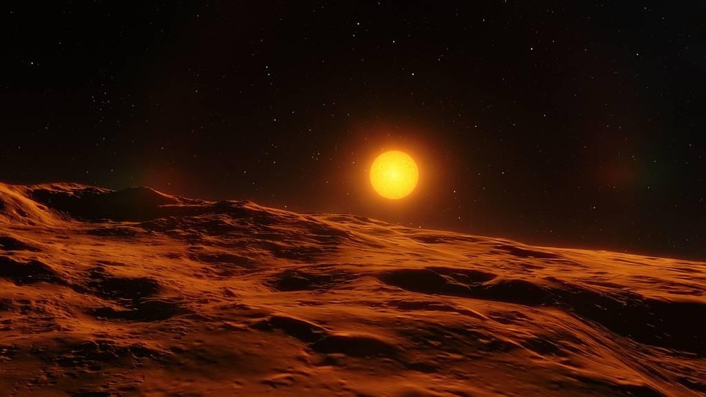 Bestimme mit wie ein Planet heissen soll