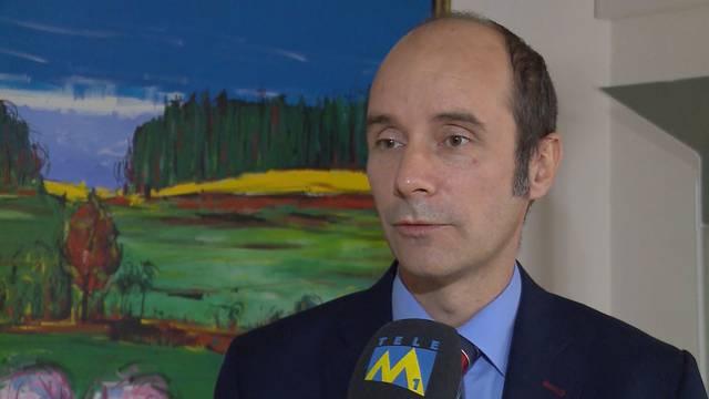 Stadiongegner geht vor Bundesgericht: «Wir verstehen das nicht», sagt der Aarauer Stadtrat Werner Schib.
