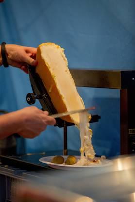 Raclette im Angebot