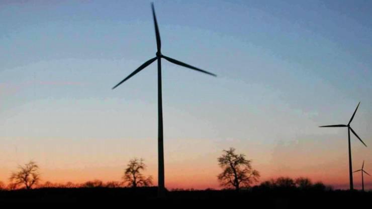 Die Nutzung der Windkraft ist im Aargau heftig umstritten. HO