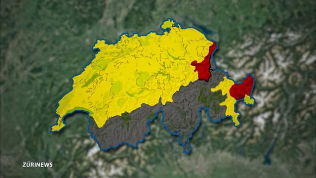 Erste Feuerverbote in Schweizer Gemeinden