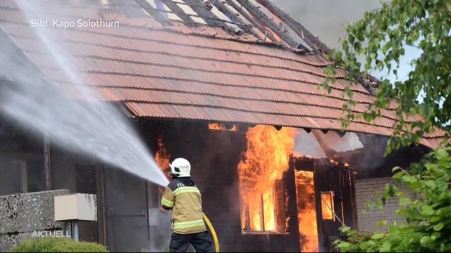 Kochplatte war Brandursache in Lauterhofen