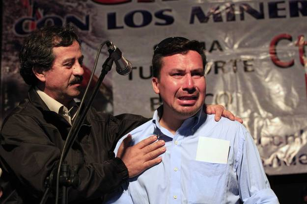 Der Chile-Kumpel will am New York-Marathon teilnehmen