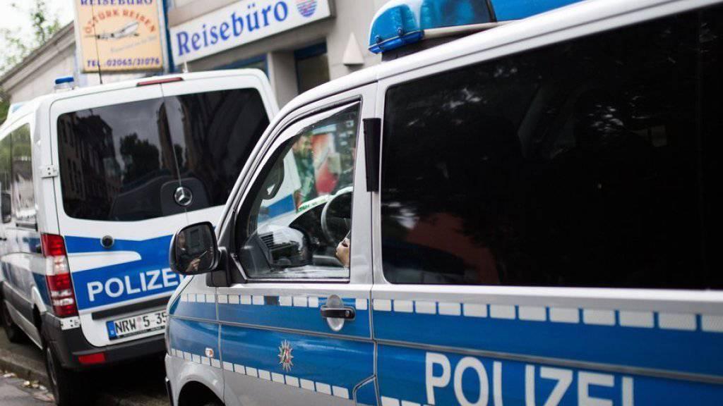 Deutsche Justiz geht gegen mutmassliche IS-Unterstützer vor
