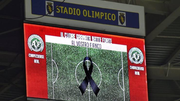 Die Fussballwelt nimmt Anteil am Unglück des brasilianischen Erstdivisionärs Chapecoense