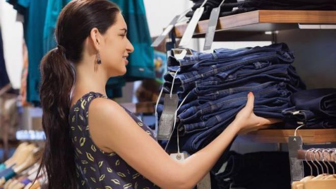 Angestellte im Basler Detailhandel arbeiten meist Teilzeit. Foto: Wavebreak Media