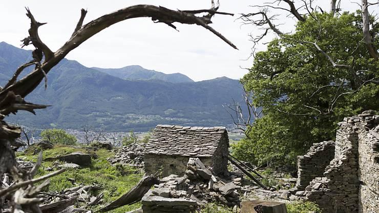 Mit Fördergeldern will das Tessin in den nächsten vier Jahren unter anderem den peripheren Bergregionen neues Leben einhauchen.