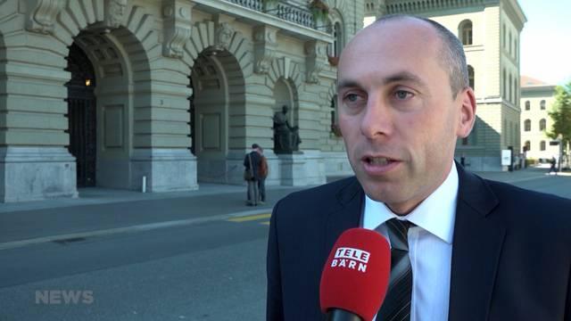 SVP fordert Verschiebung der Departementeverteilung