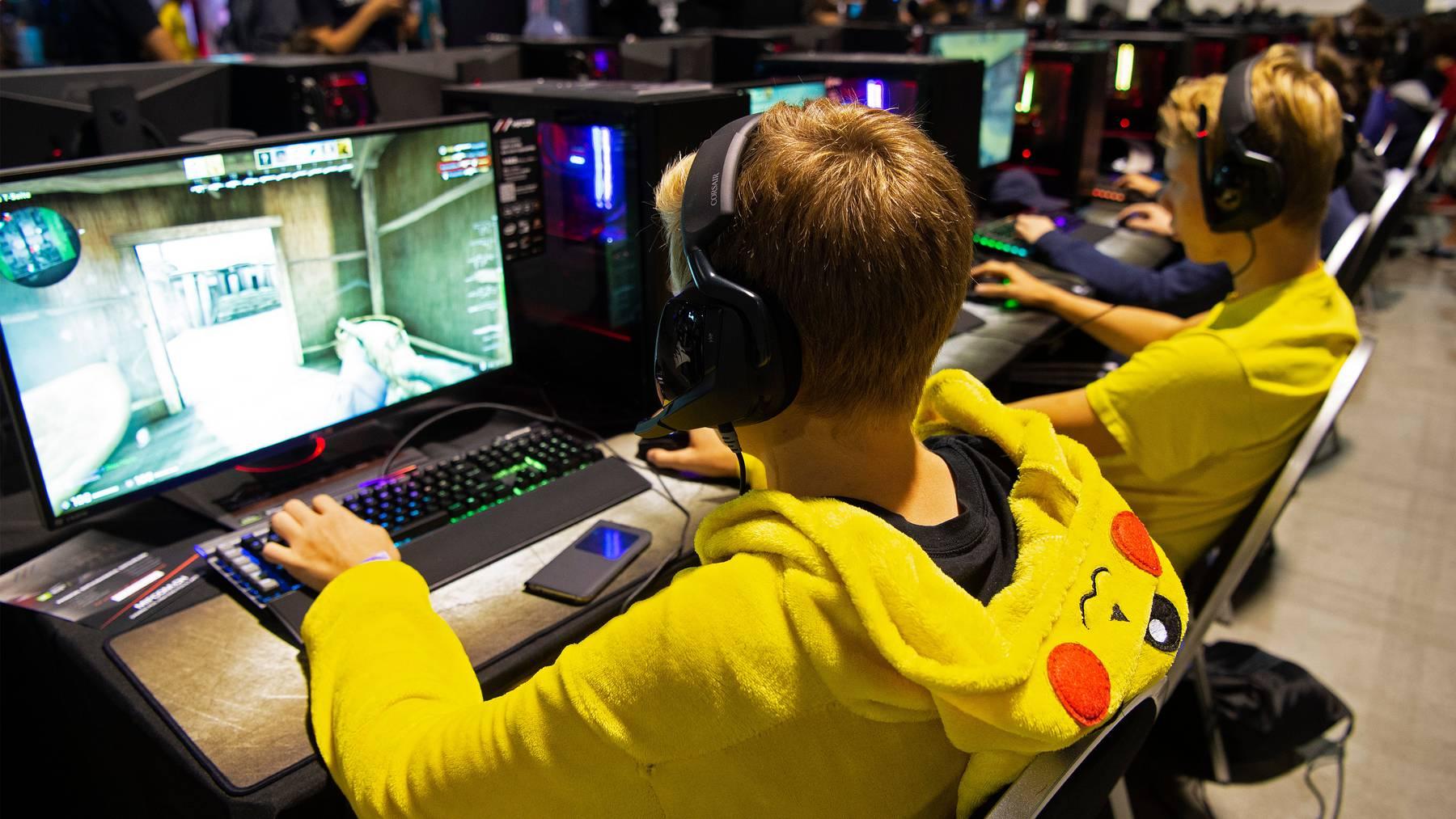Das neue Gesetz soll die Alterskennzeichnungen bei Videospielen schweizweit vereinheitlichen. (Symbolbild)