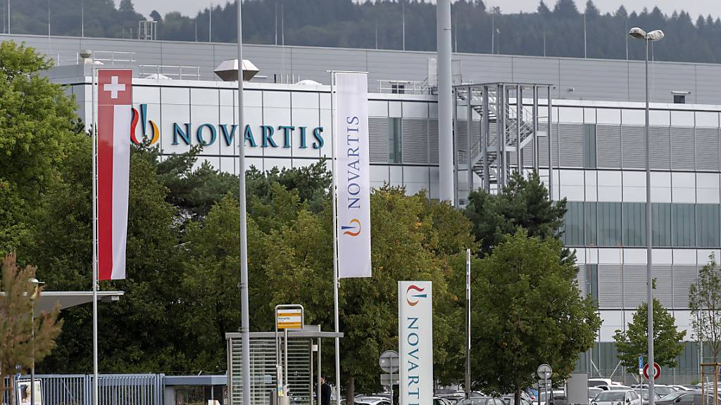 Novartis erhöht Jahresbasislohnsumme