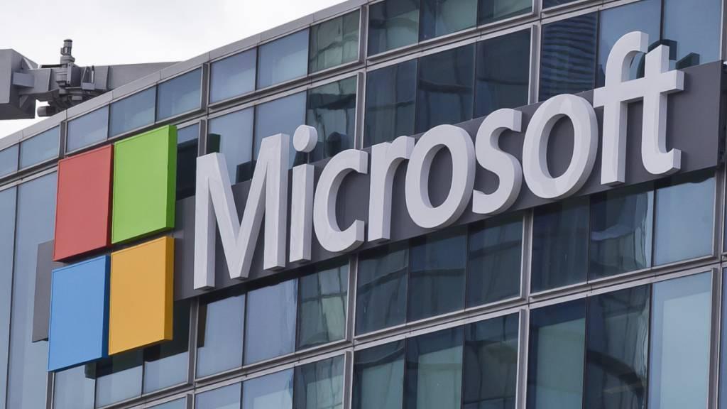 Microsoft schliesst seine Läden
