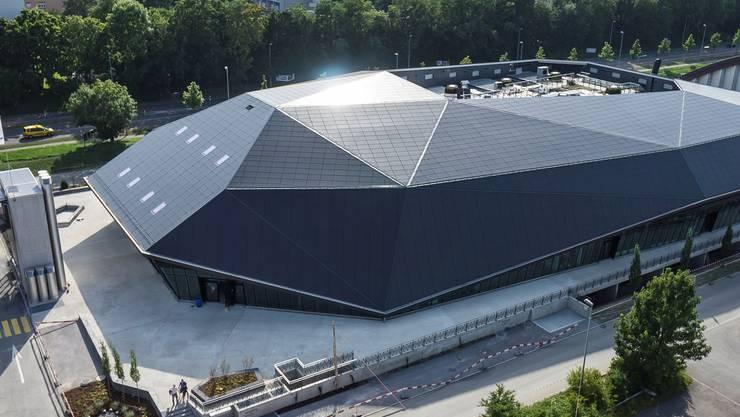 Umwelt-Arena Spreitenbach: Hier können sich Interessierte bis zum 30.März über Nanotechnologie informieren. zvg