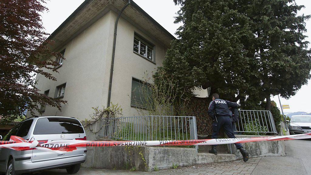 Berner Gericht entscheidet: Doppelmörder von Spiez wird verwahrt
