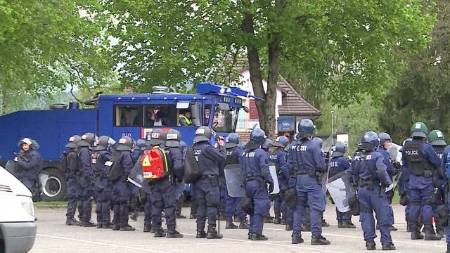 FCZ-Fans reisen trotz Polizeiaufgebot nach Aarau