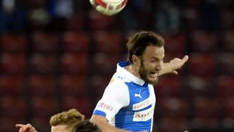 Gashi (oben) traf auch gegen Luzern