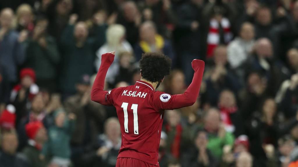 Kann Liverpool-Star Mohamed Salah wieder jubeln?