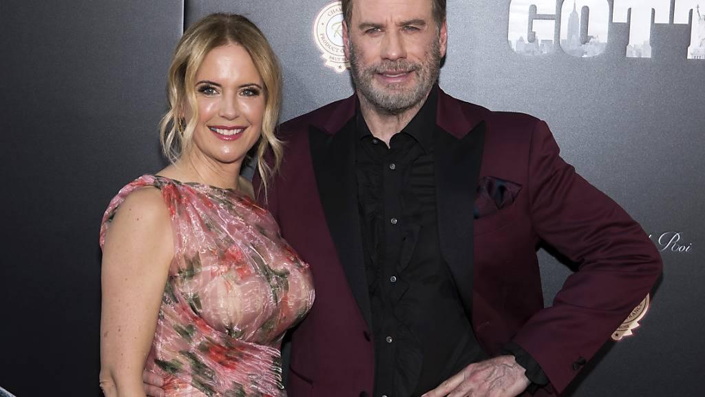 Schauspielerin und Travolta-Ehefrau Kelly Preston mit 57 gestorben