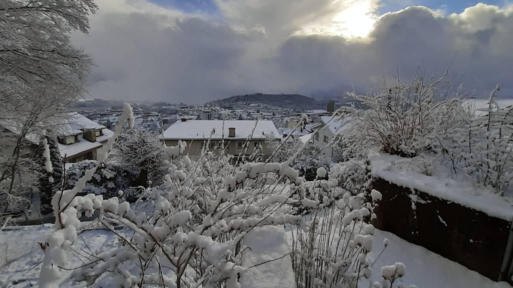 Der neue Schnee sorgt für weniger Chaos auf den Strassen