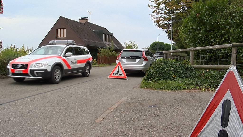 Weinfelden (TG): Mann von Einbrechern in Haus angegriffen und gefesselt