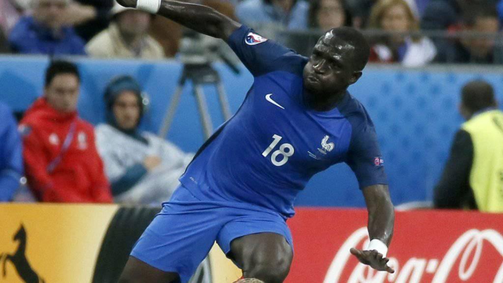 Machte mit starken Leistungen an der EM auf sich aufmerksam: Moussa Sissoko