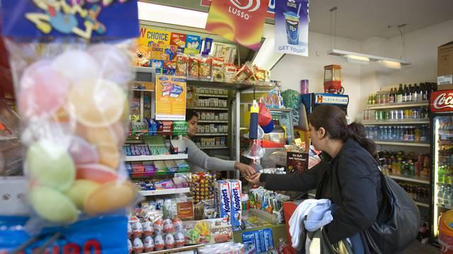 Kioskverkäuferinnen leben gefährlich (Symbolbild)