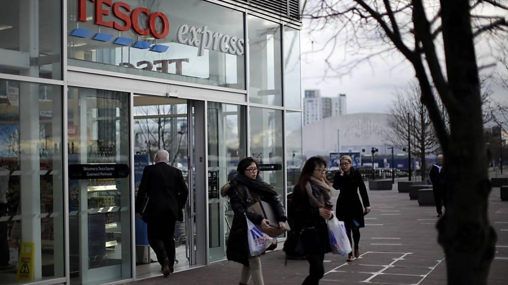 Britischer Detailhändler Tesco verkauft sein Asiengeschäft