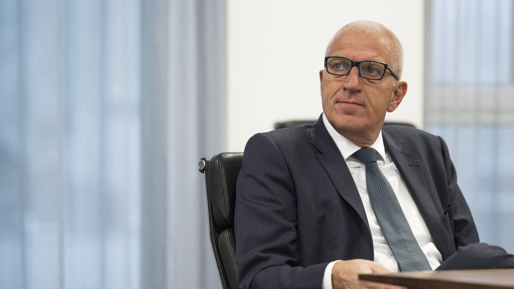 Der Hauptverhandlung im Prozess gegen Pierin Vincenz und die Mitangeklagten startet wohl erst im kommenden Jahr.