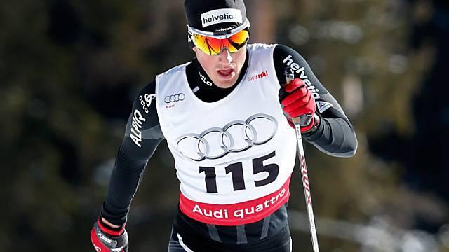 Jonas Baumann (Archivaufnahme) sorgt für bestes Schweizer Resultat.