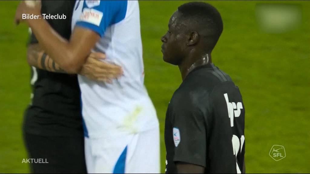 Geklautes Goal: FC Aarau unterliegt GC mit 1:2