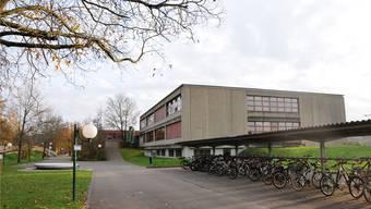 Das Schulhaus Schützenmatt in Klingnau.