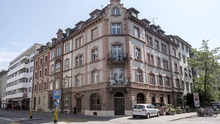 Im Lokal an der Feldbergstrasse 88 entsteht ein Szene-Lokal.