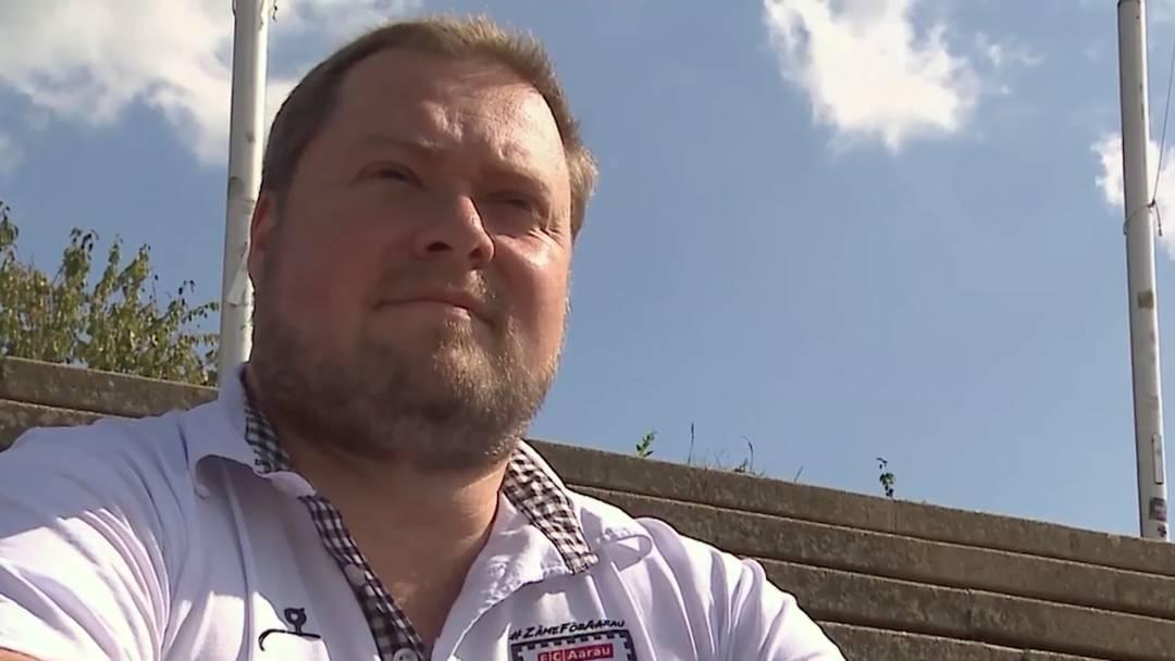 «Für den FC Aarau besonders schwierig»: Club-Präsident Philipp Bonorand zur Sitzplatzpflicht in Stadien