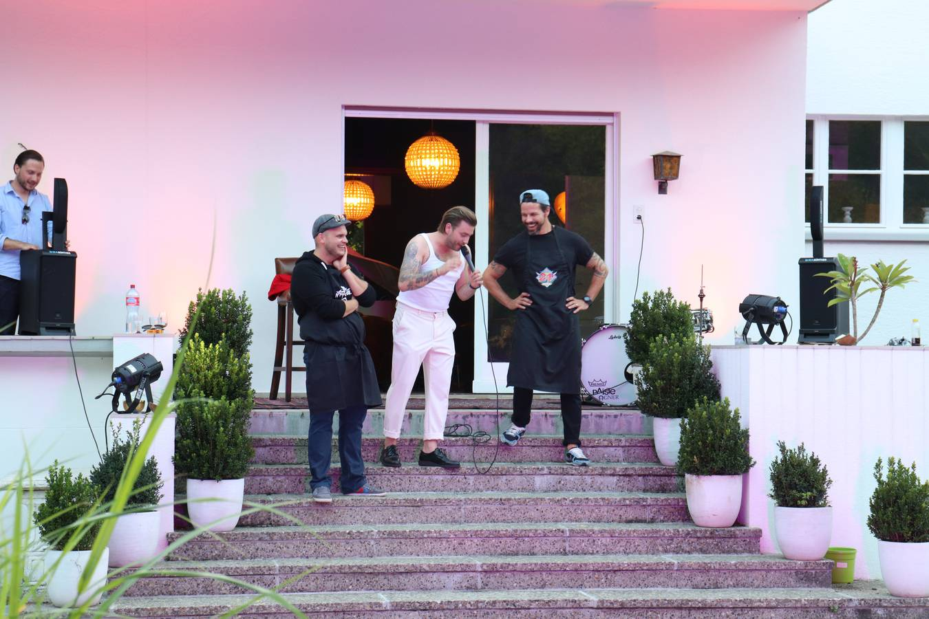 Znacht bei Baschi (© Radio 24)