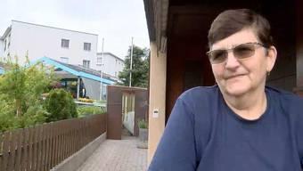 Unwetter-Drama in Dierikon: Anwohnerin B. Z. ist bestürzt über den tragischen Vorfall und kritisiert die Behörden.