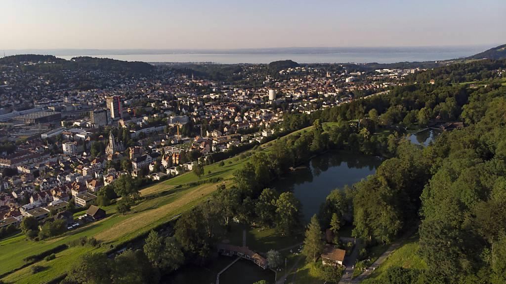 Stadt St.Gallen rechnet mit einem 25-Millionen-Defizit