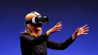 An der Internationalen Funkausstellung in Berlin werden neue Gadgets vorgestellt