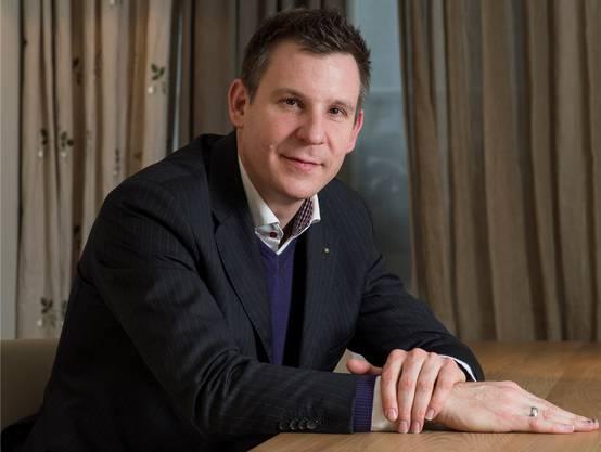 CVP-Grossratskandidat Reto Schmid