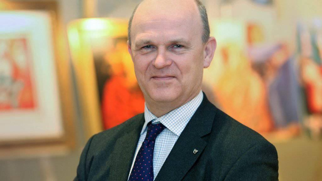 Ab April neuer Chef des Lada-Herstellers Avtovaz: Der Franzose Nicolas Maure.