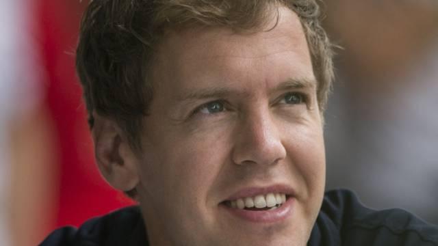 Ferrari oder nicht? Sebastian Vettel blickt in die Zukunft.