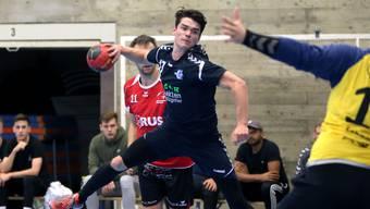 Die Herren der HSG Leimental mussten sich gegen den SV Fides St. Gallen nur knapp geschlagen geben.