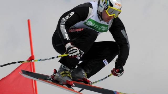 Andreas Steffens erster Sieg auf höchster Ebene