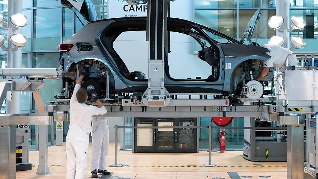 Globale Autoindustrie fährt im ersten Halbjahr Rekordgewinne ein