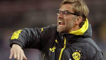 Wird man Jürgen Klopp schon bald wieder so in Action sehen?