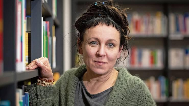 Bisher ein Geheimtipp: Der Literaturnobelpreis macht die polnische Schriftstellerin Olga Tokarczuk endlich weltbekannt.