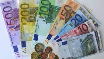 Gibt es den 500-Euro-Schein bald nicht mehr? Die Europäische Zentralbank erwägt zumindest dessen Abschaffung.